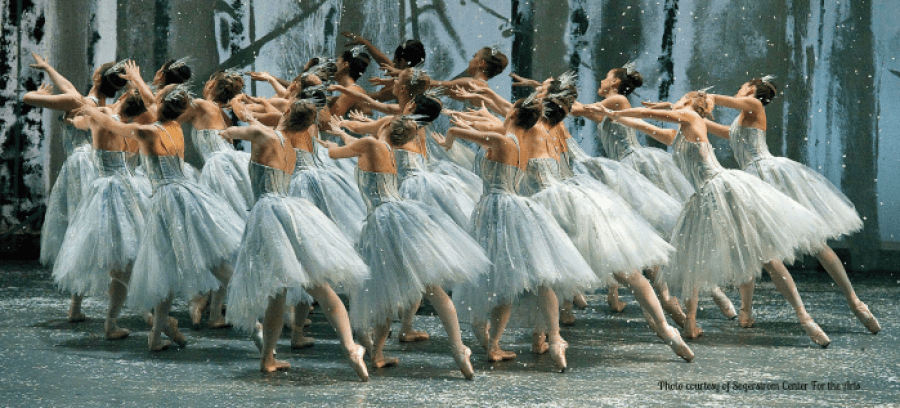 The Nutcracker Snowflakes