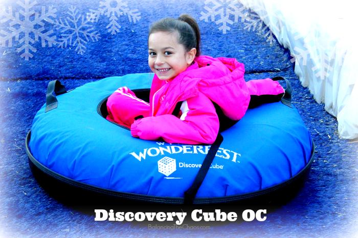 DiscoveryCubeOC CubeWinter Winter Wonder Fest
