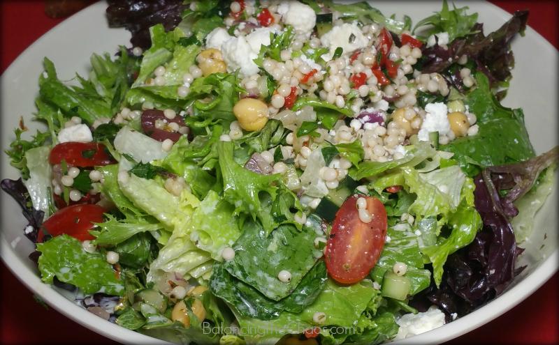 4 Amazing Salads Celebrate Spring at Boudin Bakery