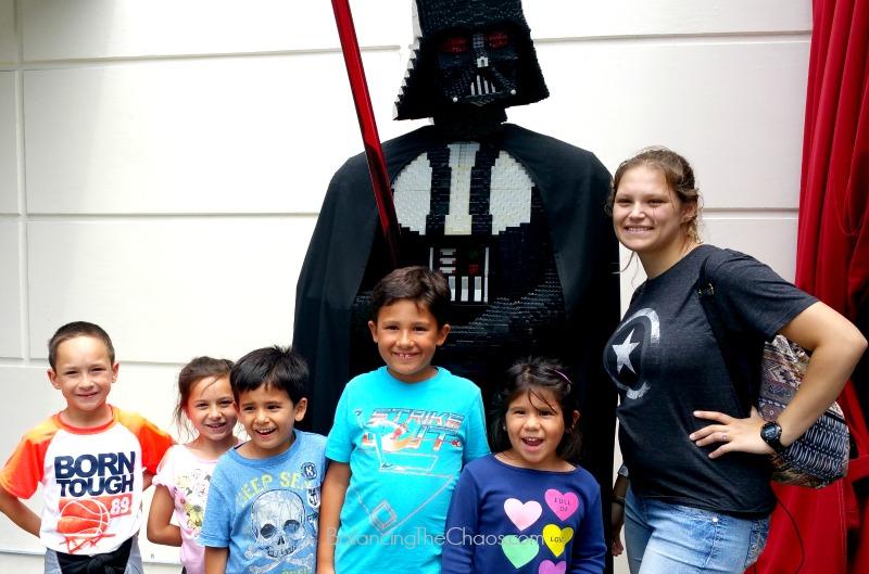 Legoland Darth Vader BalancingTheChaos