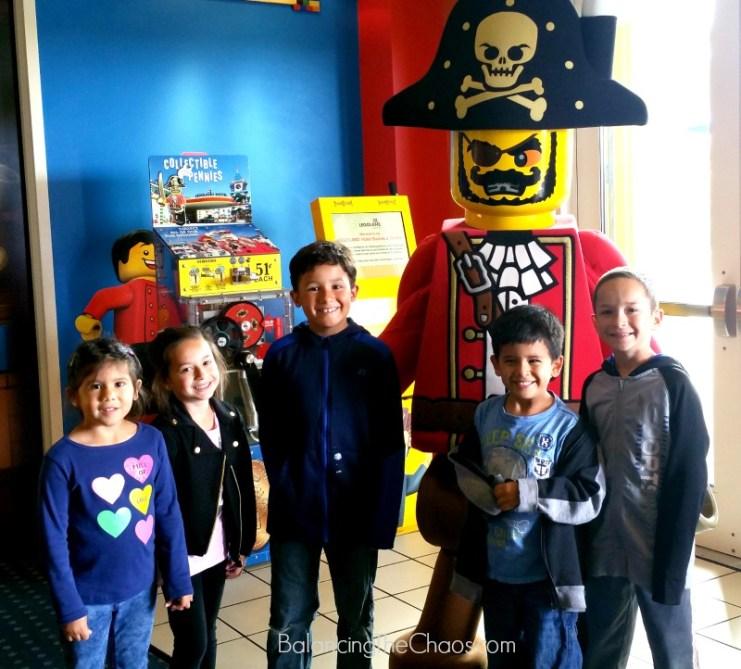 Legoland Hotel Pirate