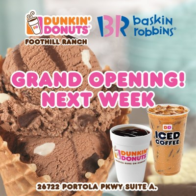 Dunkin Donuts Lake Forest