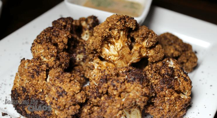 DVine Mediterranean Cauliflower