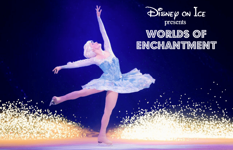 Disney on Ice Winter Fantasy Elsa