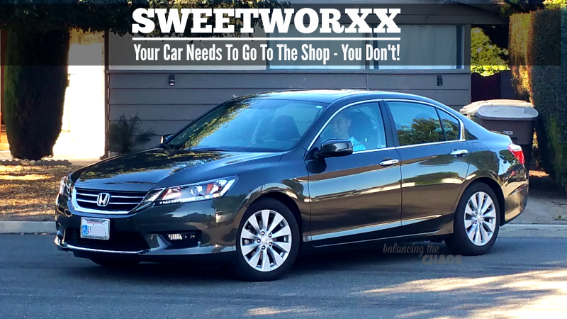 Surprise Car Service and Discounts with Sweetworxx | @SWEETWORXX #ad