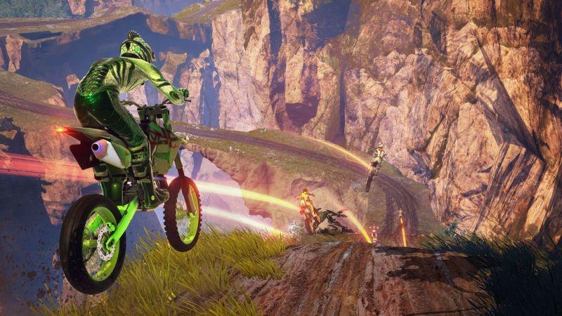 Moto Racer 4 Xbox PS4 Game