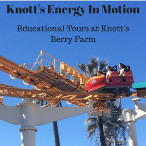 Knott's Energy In Motion