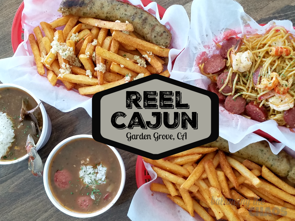 A Taste of Louisiana, in Garden Grove - Reel Cajun Restaurant and Bar