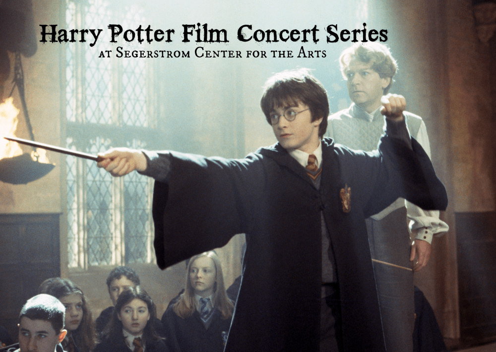 Harry Potter Concert Series at Segerstrom Center For the Arts | @SegerstromArts #HarryPotter