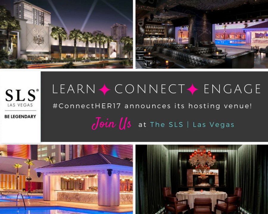 ConnectHer Conference Las Vegas Aug 5-6 2017