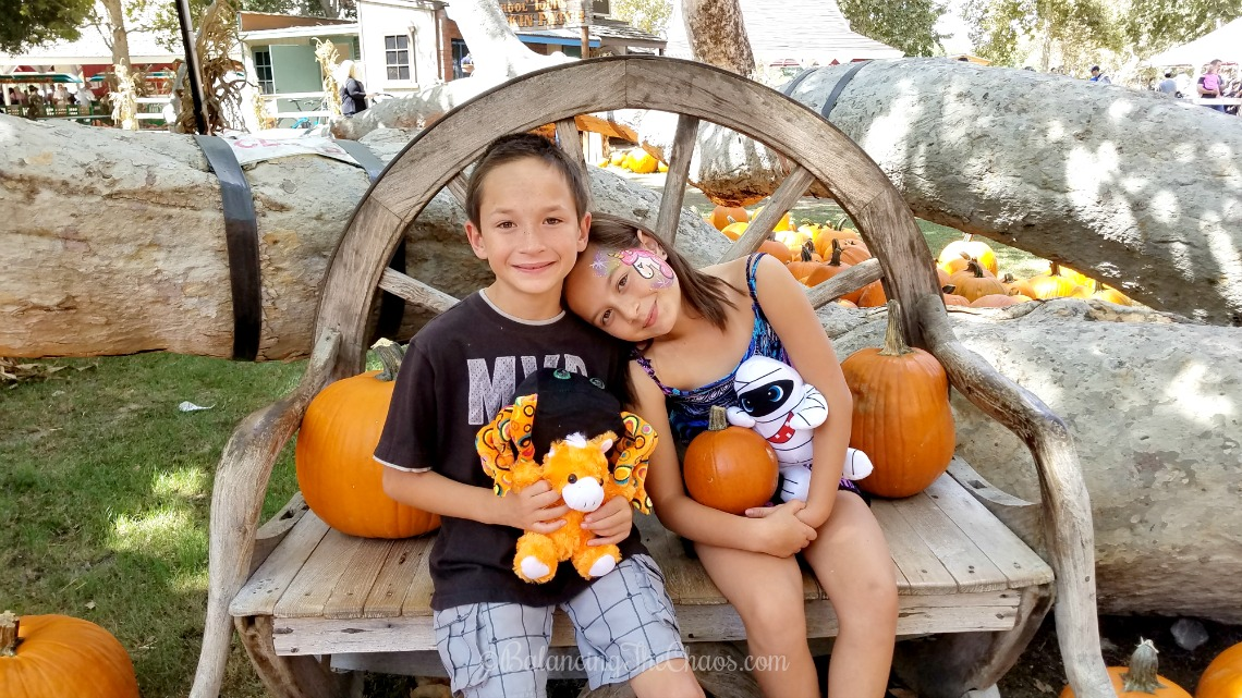 WIN Prize Pack: Irvine Park Railroad Pumpkin Patch Opens September 15th