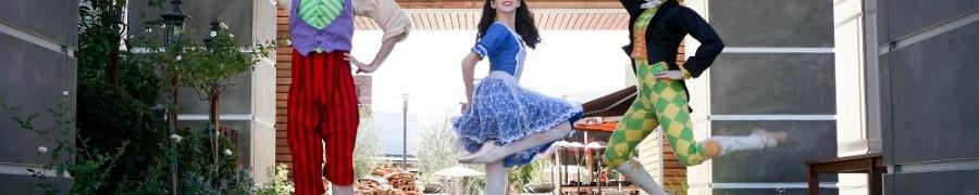 Festival Ballet Theatres Alice In Wonderland