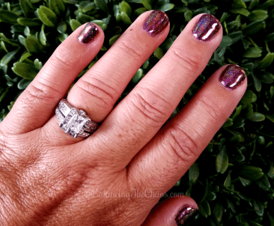 Total Mom Makeover - Manicure