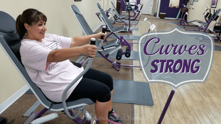 Curves Strong Monthly Recap Fitness Program With Curves