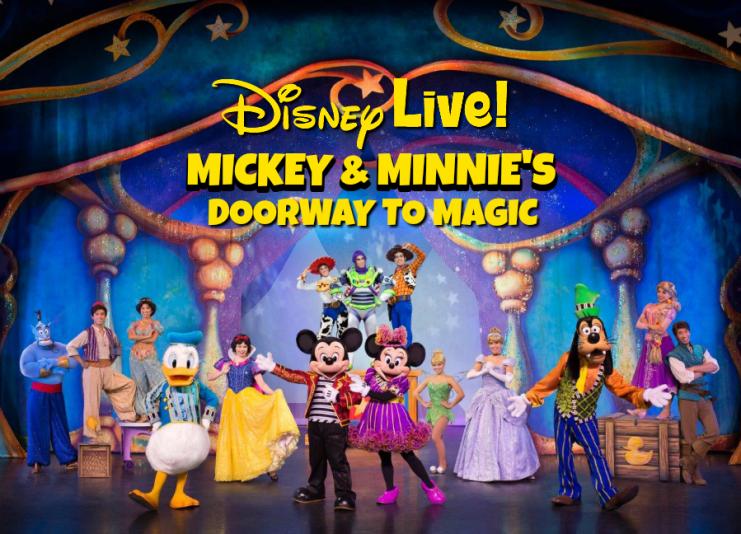 Disney Live Doorway to Magic