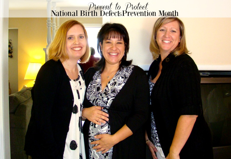 National Birth Defects Prevention Month  #Prevent2Protect