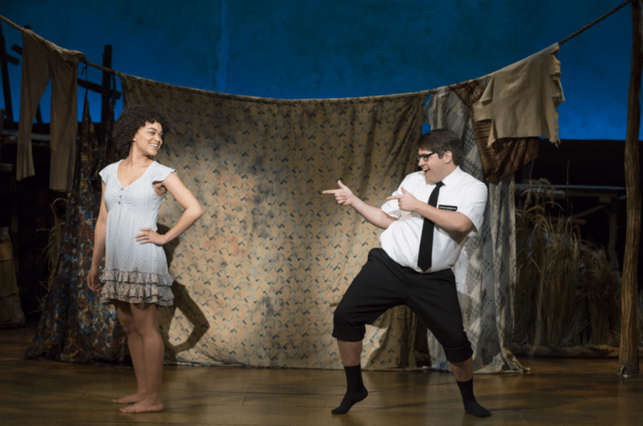 Book of Mormon at Segerstrom Center for the Arts Photo by Julieta Cervantes