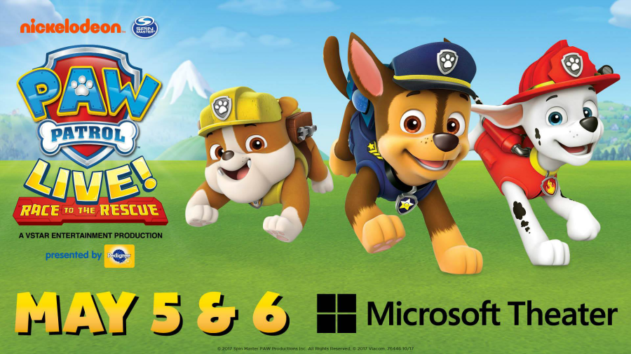 Paw Patrol Live Comes to Southern California