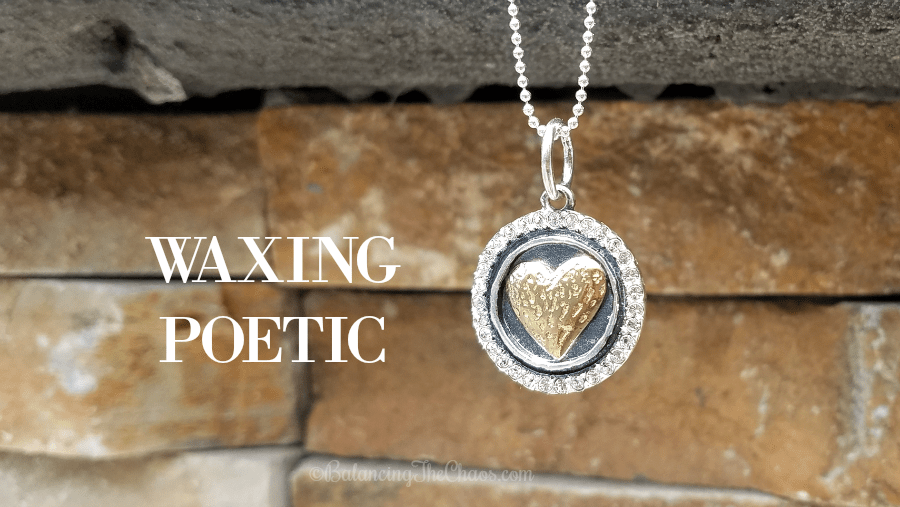 Waxing Poetic Jewelry Makes a Unique Mother's Day Gift + Giveaway