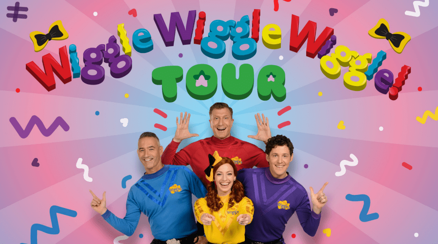 WIN TICKETS: The Wiggle Wiggle Wiggle Tour June 2nd