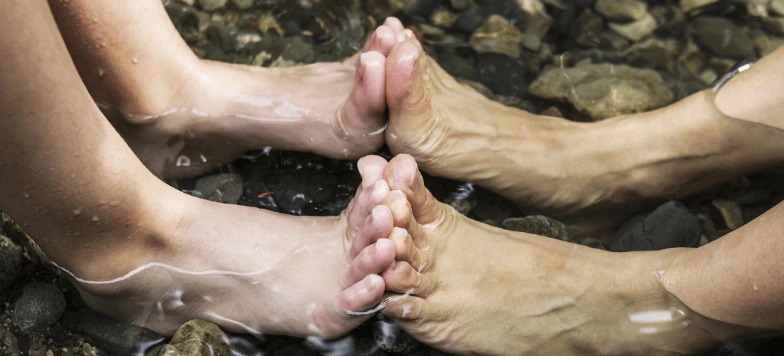 Reflexology resources links