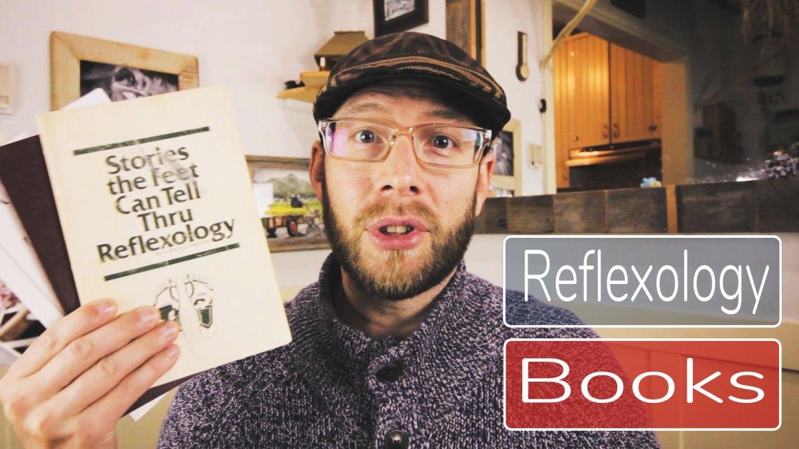 My Go to Reflexology Books