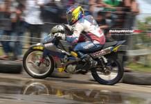Agung Febri Lakoni Debut Manis di Usaha Jaya Open Race Seri IV 2017