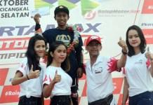 Final Pertamax Drag Bike 2017: Duo Precil Sabet Juara Umum, Nih Komentar Yudha Sanjaya