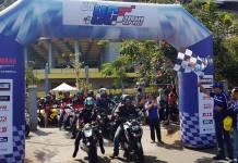 Ratusan Bikers YRFI Jatim Ikut Meriahkan Yamaha Cup Race (YCR) Kediri 2017