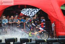 Best Moment Ngehits Montesz Road Race Lampung 2017