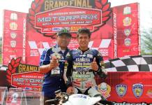 Rafid Topan Sucipto Juara Indonesia Kelas MP2