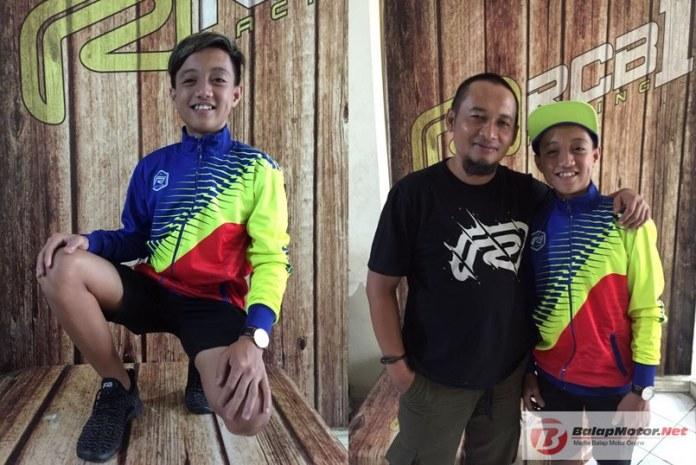 Selain Fix Gabung Sumber Agung Racing, Alvan Cebonk Juga Jadi Brand Ambassador ROB1