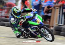 Usai Berguru di Jogja, Irvansyah Lubis Optimis Pada Putaran Perdana Motoprix Sumatera 2018 di Bengkulu