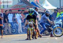 Brand Apparel Balap Asal bengkulu, Smekot Racing Kini Mulai Merambah ke Dunia Dragbike