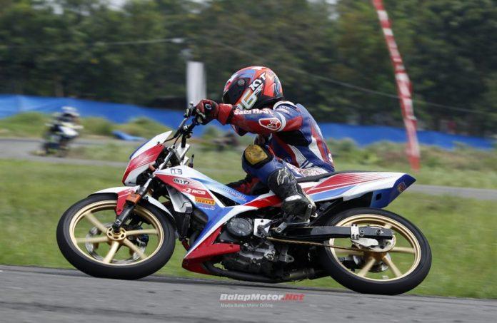 Motoprix Medan 2018 : Duet Abang Adek Ini Tampil Beringas, Kuasai MP1 dan MP3