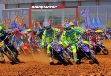Kebumen Cup Kejurnas Grasstrack 2019: Kado Istimewa 3 Unit Sepeda Motor!