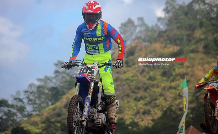 Supercrosser Powertrack Seri 3 (Banjar): Tekad Rizky HK Kembali Sapu Bersih Gelar Juara!