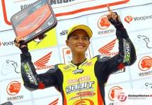 Agung Didu Akui Keunggulan MX-King UMA, Total Poin Tetap Juara!