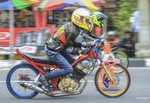 Agenda Balap: Gadhuro Drag Bike Pati 18 November 2018