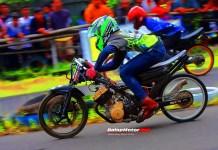 GDS Fun Drag Bike Edisi November Banjir Starter, Iqbal Gimbal Ter-Banter!