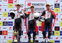Honda Thailand Talent Cup: Race 2 Herjun Runner-Up Lagi, Juara Umum!
