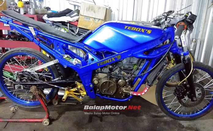 Tebox Racing Team Siap Ramaikan Drag Bike 2019, Dikawal M Yusron Alifka!