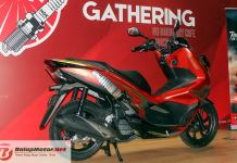 Gandeng Rey Decals, All New Honda PCX NGK Busi Indonesia Tampil Istimewa