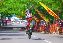 Targetkan Motoprix Region 1, GGRT Lampung & Andreas Gunawan Pemanasan Dulu di SCP Musi Rawas