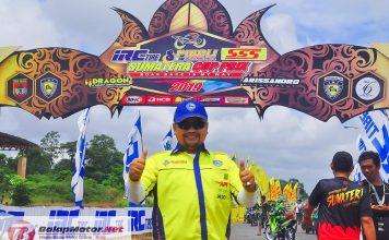 Berstandar Mutu SNI, Pikoli Oli Menyapa Pembalap dan Konsumen di Pulau Sumatera Dengan Support SCP 2019