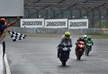 ARRC Japan Race 2 (UB150): Digempur Malaysia, Aldi Satya Kumandangkan Indonesia Raya!