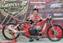 IDC Seri 2 Kebumen 2019: Dwi Batank Kunci Juara Sport TU 155cc, Tanpa Ngotot 6,9 Detik!