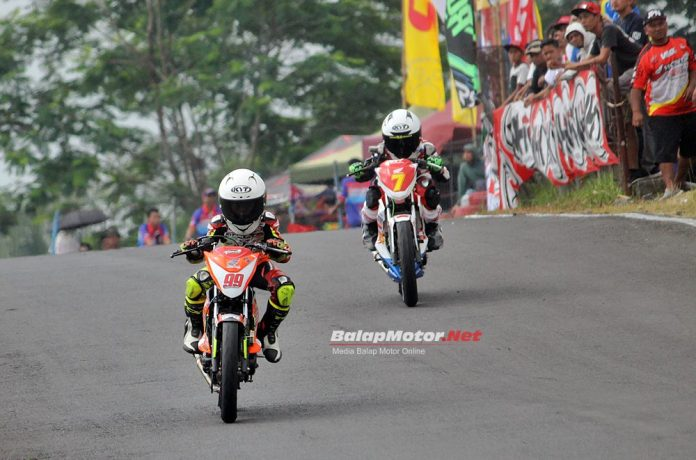 Duel Mantan Crosser, Chessy Meilandri Jawara MP5 Ecu STD