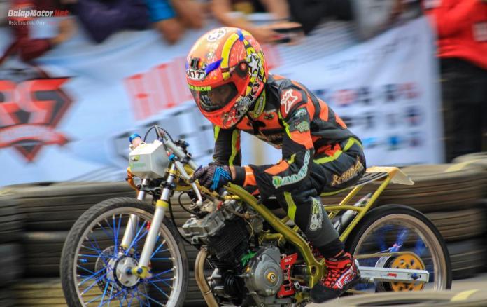 Agenda Balap: Kejurnas Drag Bike Region 5-6 Gorontalo Akan Digelar 3-4 Agustus 2019