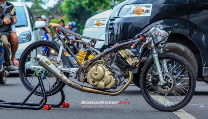 Jelang Seri 1 Dragbike Pringsewu 2019: Dibeli Seharga 3x Juta, FU 200 Noname Racing Siap Tebar Ancaman Lewat 3 Joki!